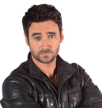 Allan Hawco Married Life, Wife, Net Worth, Bio, Family