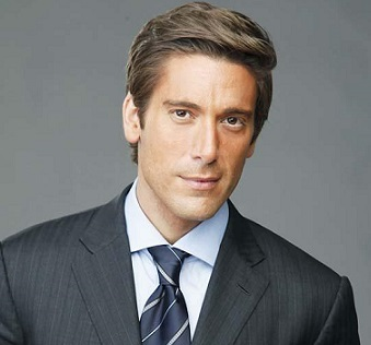 David Muir Gay, Boyfriend, Girlfriend or Married, Wife