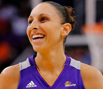 Diana Taurasi Wiki, Married or Boyfriend, Lesbian/Gay and Girlfriend