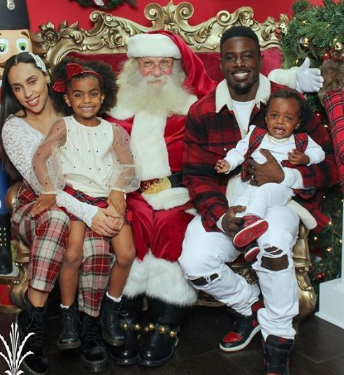 Lance-Gross-with-wife-and-children