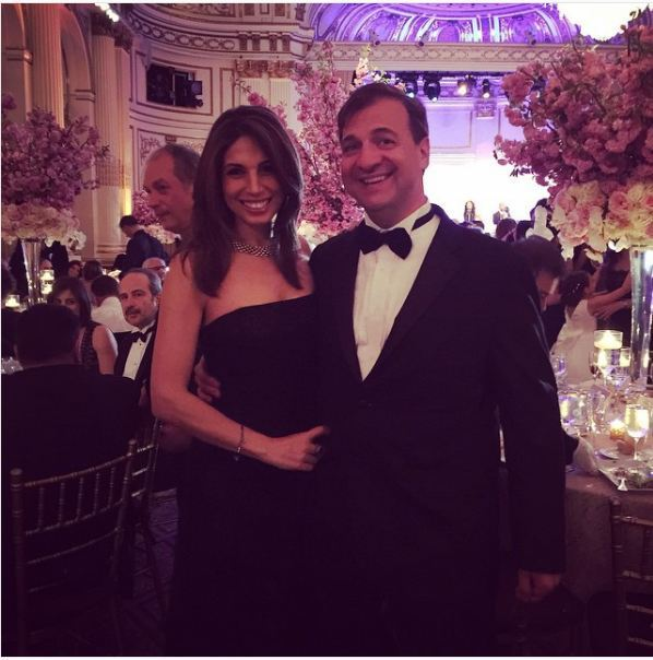 Nicole Petallides Married Husband Divorce Measurements Salary