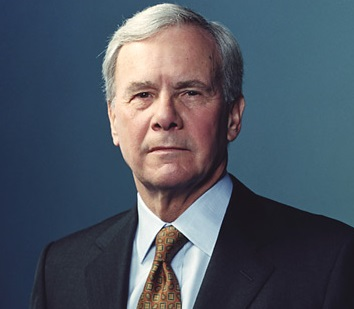 Tom Brokaw Married, Wife, Children, Cancer, Health, Illness, Net Worth