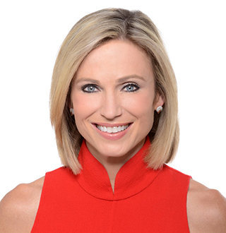 Amy Robach Married, Husband, Salary and Net Worth