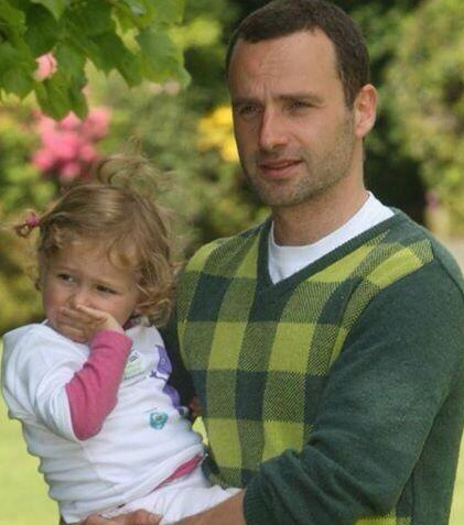 Andrew Lincoln's son Arthur Clutterbuck Wiki: Age, Parents, Father, Siblings, Family