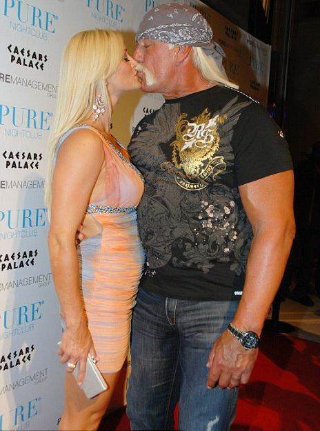 hulk hogan new wife
