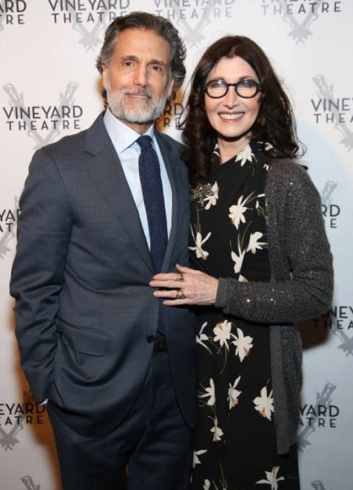 Joanna-Gleason-Married-Spouse-Chris-Sarandon-2020