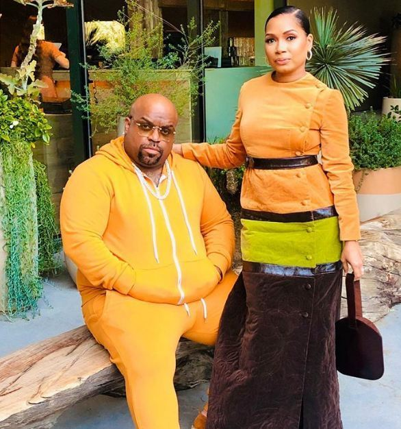 Shani-James-with-her-fiance-Cee-Lo-Green-in-2020