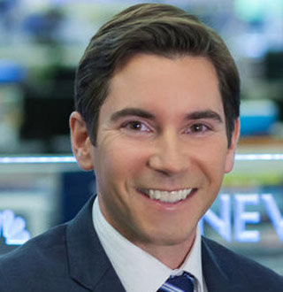 Adam Tuss [NBC4] Wiki: Age, Married Life, Family, Salary