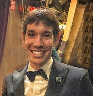Alex Honnold [Rock Climber] Married Status, Net Worth