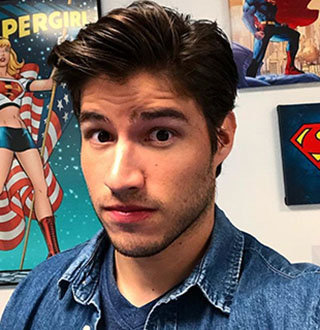 Cameron Cuffe Age, Girlfriend, Family, Net Worth