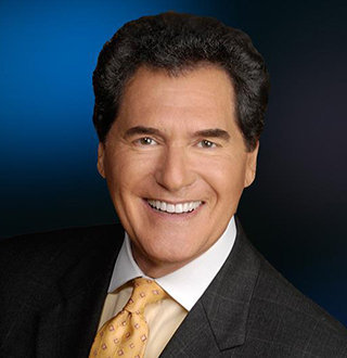 Ernie Anastos Eternally Together With Wife | Salary, Net Worth, Now