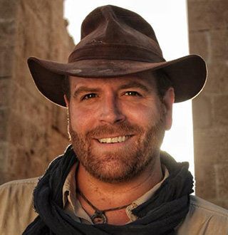 Josh Gates Married & Has Baby With Wife, Age & Bio