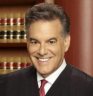 What Is Larry Bakman's Age? Married, Wife, Hot Bench, Family