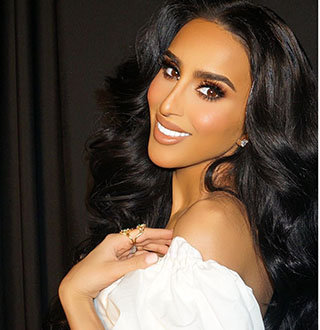 Lilly Ghalichi Fiance, Married, Net Worth, Height