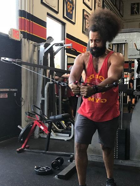 Reggie Watts Married & Has Wife? Girlfriend, Weight Loss ...