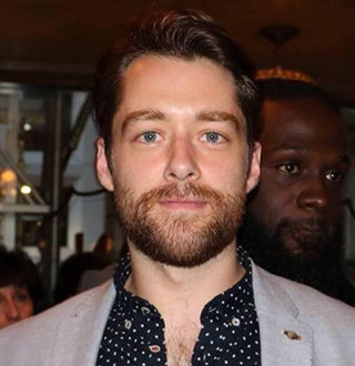 Richard Rankin Bio, Girlfriend, Dating & Parents