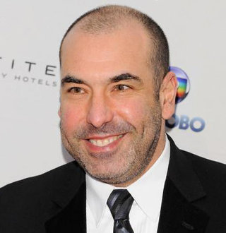 Rick Hoffman Wedding, Gay, Wife