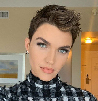 Batwoman's Actress Ruby Rose Lesbian, Single, Dating, Net Worth