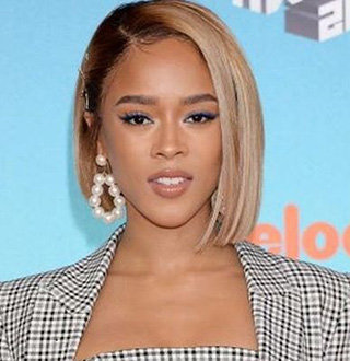 Serayah McNeill Bio, Boyfriend, Net Worth