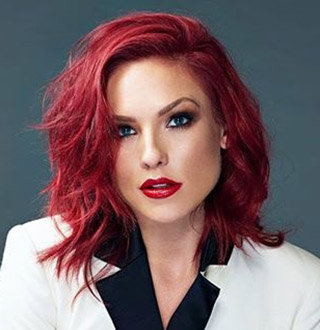 Sharna Burgess Age, Husband, Married, Relationship, Parents