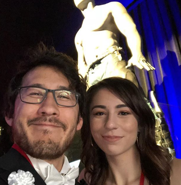 Markiplier Bio Height Body Girlfriend Affair Married Net worth & Ethnicity