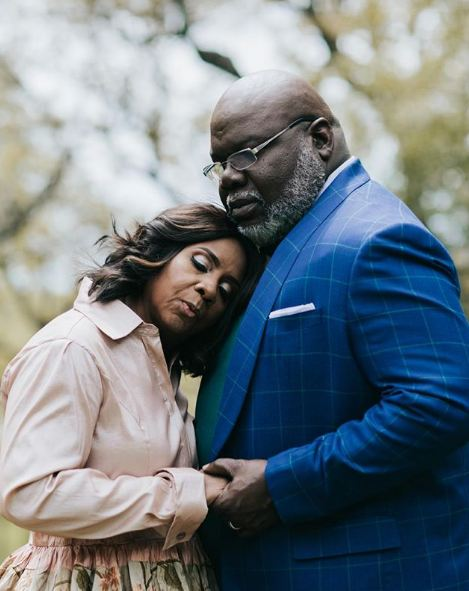 serita-jakes-and-td-jakes-married-husband-wife